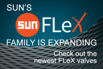 Our FLeX family of solenoid-operated valves is expanding
