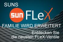 Unsere FLeX-Familie für Magnetventile wird erweitert