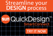 QuickDesign now with our new SmartConnect schematic tool