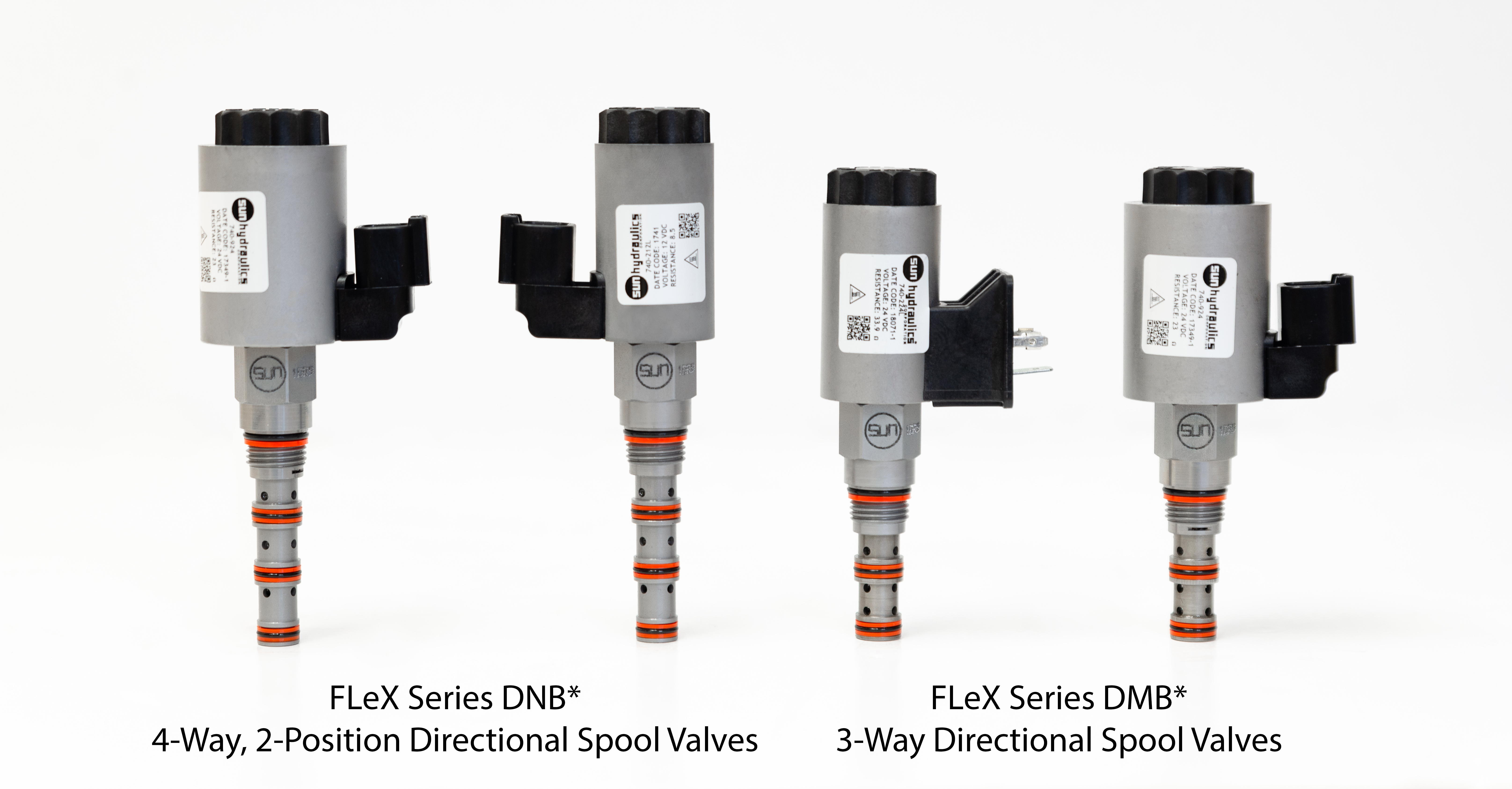 New FLeX Series Directional Valves, Series DNB* and DMB*