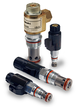 High Capacity Solenoid Valves