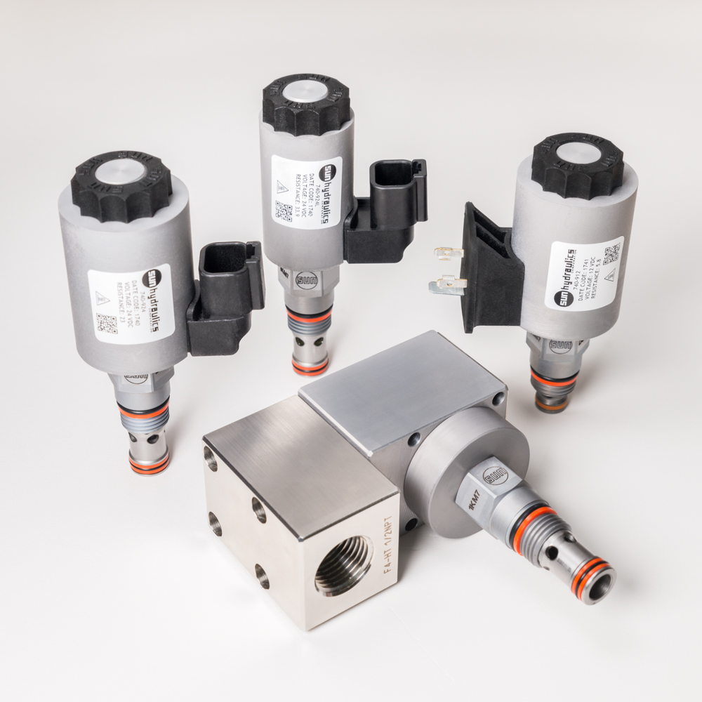 FLeX Series Electro-Proportional Valves