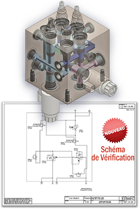 QuickDesign Integrated Package with Schematic Output