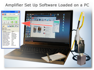 Amplifier Setup Software