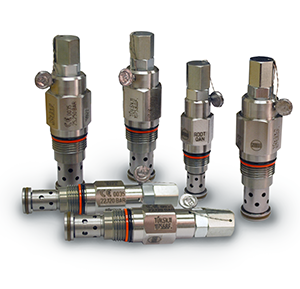 CE/TÜV Certified Pressure Relief Valves