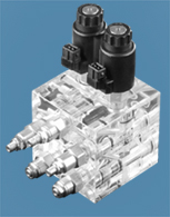 Integrated Package with Angled Drilling